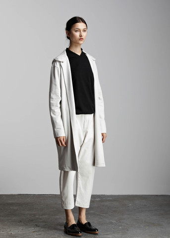 Kowtow 100 Certified Fair Trade Organic Cotton Clothing Womens Coats Cardigans