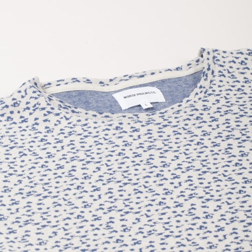 Norse Projects Esben Slub Jersey Print Norse Projects
