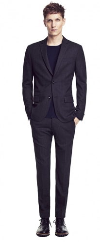Rick Melange Stretch Jacket Blazers Man Filippa K