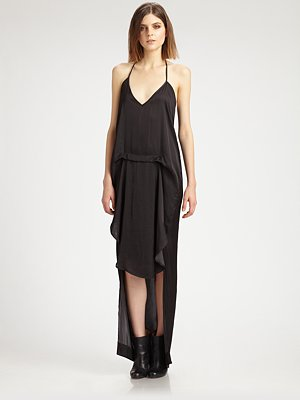 Kimberly Ovitz Ishi High Low Dress Saks com