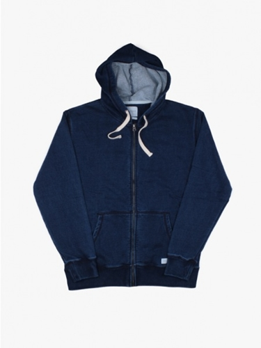 Saturdays Jp Fleece Indigo