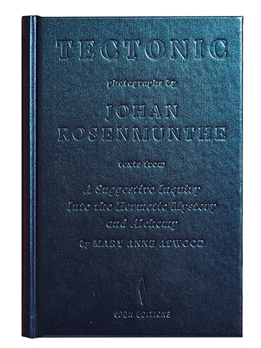 Tectonic Johan Rosenmunthe Signed Copy Ln Cc