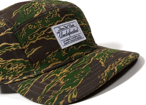 The Chimp Store Undefeated Undefeated B N M Camp Snapback Cap