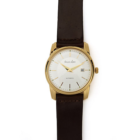 21 Jewel Automatic Watch Steven Alan