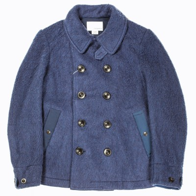 Nanamica Submariners Peacoat In Navy Atoo.Co.Uk