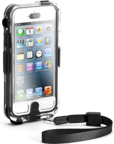 Amazon.Com Griffin Gb35562 Survivor Waterproof And Catalyst For Iphone 5 Retail Packaging Black Cell Phones Accessories