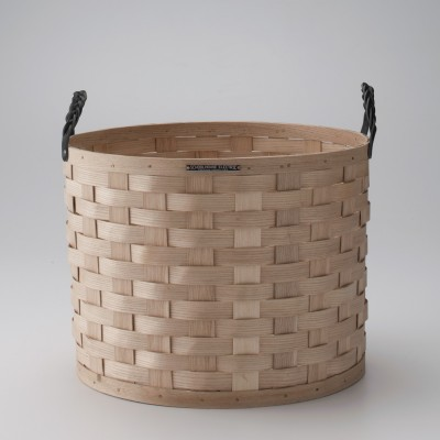 White Ash Basket Supplies Stationery Office Home Office