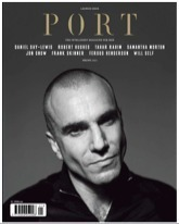 port magazine single issue of PORT Magazine UK only