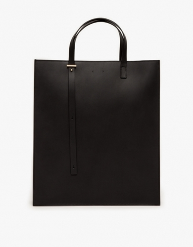 Tote Bag In Black