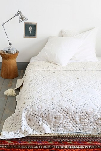 Diamond Stitch Quilt Urban Outfitters