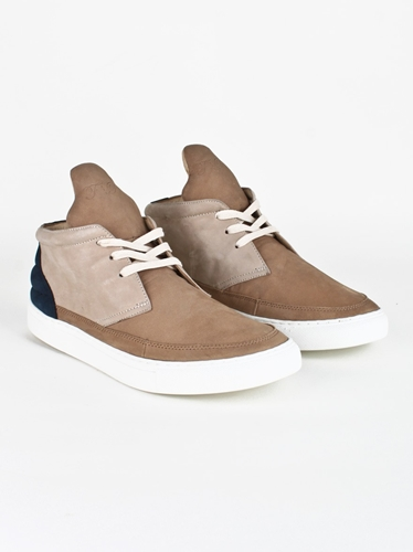 Desert Boot Creamy Patchwork Filling Pieces Afura Online Store