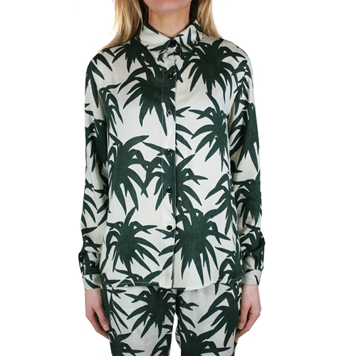Ganni Jungle Shirt Huh. Store