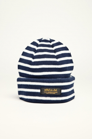 Neighborhood Jeep Cap Striped Blue TRES BIEN