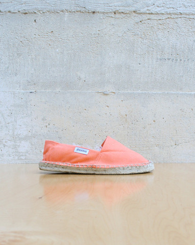 Dali Espadrilles in Orange By Soludos