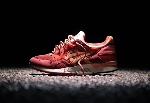 Ronnie Fieg X Asics Gel Lyte V Volcano Special Release Kith Nyc