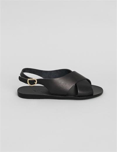 Ancient Greek Sandals Maria Black