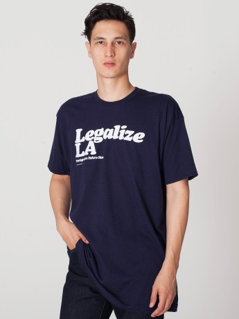 Legalize LA T Shirt Printed Men s T Shirts American Apparel