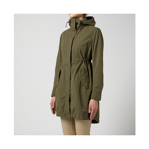 WOMEN Cotton Military Coat A UNIQLO UK Online fashion store