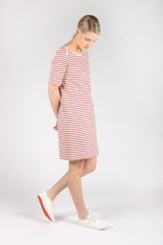 Good As Gold Online Clothing Store Mens Womens Fashion Streetwear Nz Boardwalk Dress Cream Red