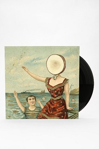 Neutral Milk Hotel In The Aeroplane Over The Sea LP MP3 Urban Outfitters