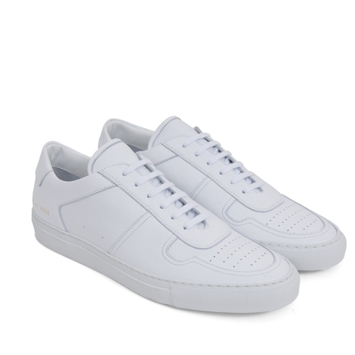 Common Projects Men's Bball Low White