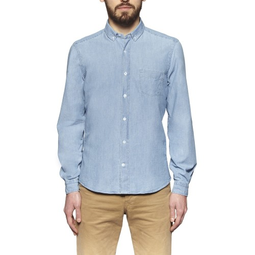 Chemises Casual Printemps Ete 2014 Chemise Tribeca Chambray Balibaris