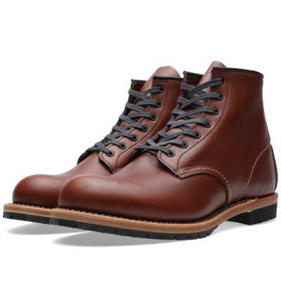 Red Wing 9016 Beckman 6 Round Toe Boot Cigar Featherstone