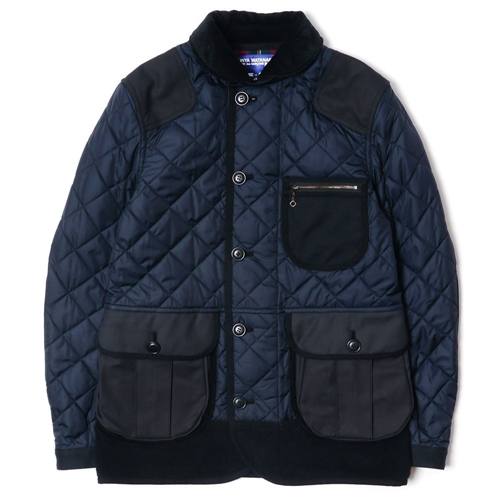 Haven Taffeta Quilted X Cotton Cord Cloth Hunting Jacket
