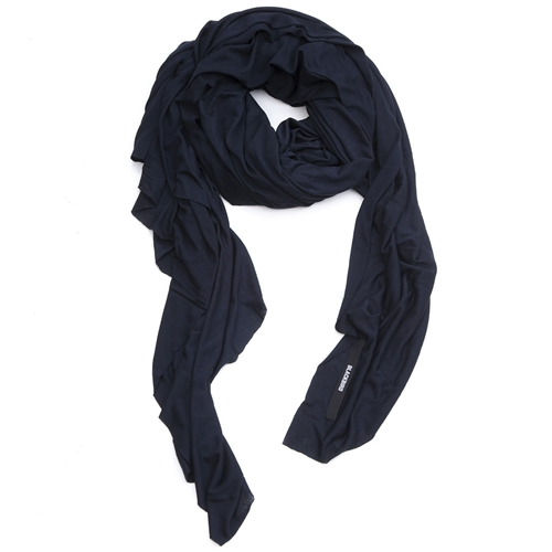 Boundless Scarf No.610 Uniform Blackbird
