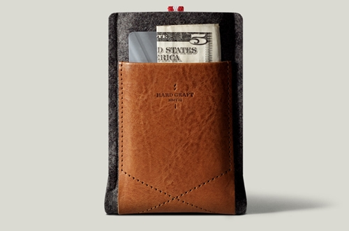 Hard Graft Pocket Phone Case Heritage