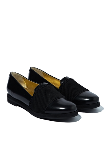 Sonia Rykiel Womens Glazed Calf Leather Loafers Ln Cc