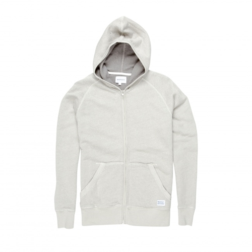 Norse Projects Ketel Ziphood Loomed Flame Norse Projects
