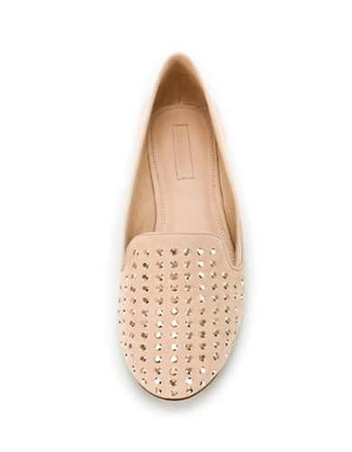 STUDDED SLIPPER Shoes Woman New collection ZARA United Kingdom