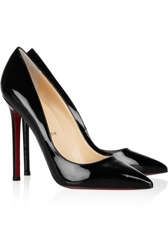 Christian Louboutin pigalle 120 Patent leather Pumps on LoLoBu