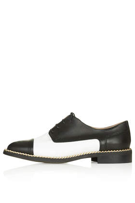 Kara Chain Loafers Flats Shoes Topshop