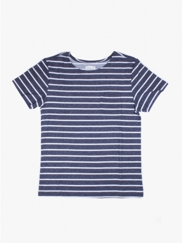 Saturdays Collett Stripe Navy