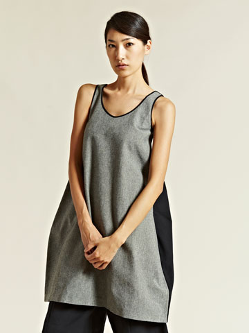 Marvielab Women s Wide Hem Vest Dress LN CC
