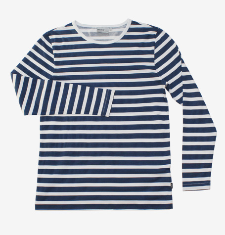 HUH Store WeSC Trey Long Sleeved T Shirt