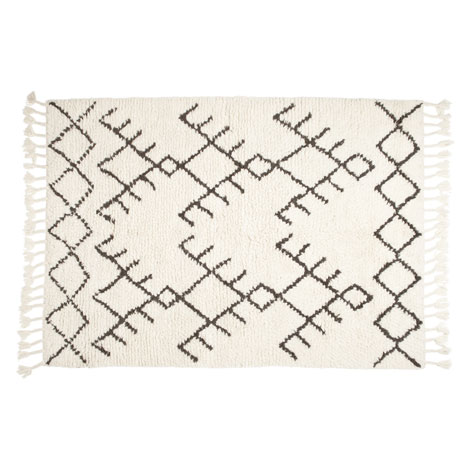 Aztec Design Rug Zara Home United Kingdom