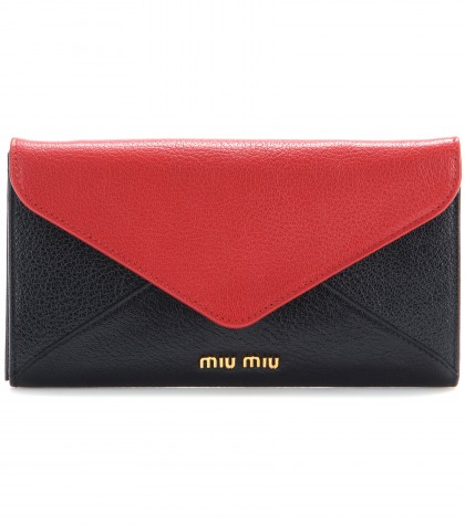 Mytheresa.Com Leather Wallet Wallets Small Leather Goods Accessories Luxury Fashion For Women Designer Clothing Shoes Bags