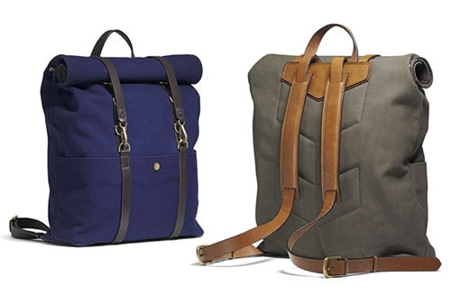 Mismo backpacks FrenchTrotters