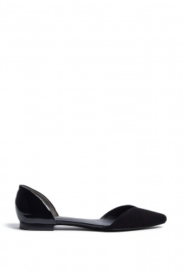 3.1 Phillip Lim Devon D'orsay Point Toe Flat By 3.1 Phillip Lim