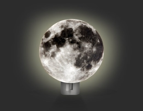 Amazon.Com Kikkerland Moon Night Lights Moon Nightlight