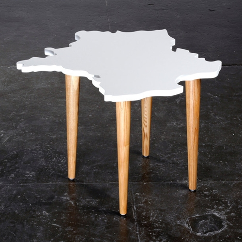 France Side Table By Gus X Fab Fab.Com