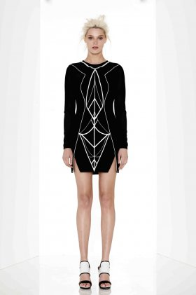 Archangel Dress By Bless'ed Are The Meek The Grand Social