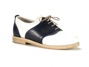 Saddle Shoe Swedish Hasbeens