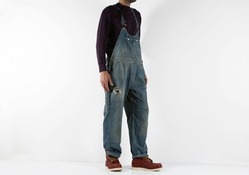 red s pants dungaree s