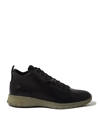 Feit Mens Mid Leather Biotrainer Sneakers Ln Cc