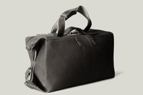 Hard Graft 3Fold Multi Use Bag All Grey