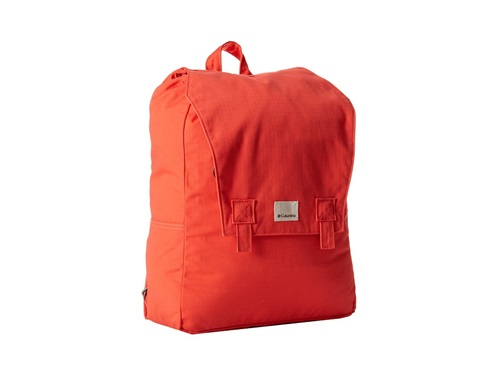columbia all day cruiser backpack red hibiscus hot nuji. Black Bedroom Furniture Sets. Home Design Ideas